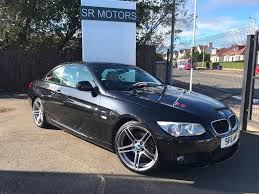 BMW 3 Series bmw 3 series convertible : Used Bmw 3 Series Convertible 2.0 320d M Sport 2dr in Glasgow ...