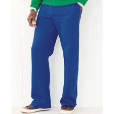 Jerzees Nublend Open Bottom Pocketed Sweatpants 974mpr