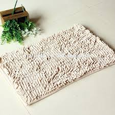 chenille bathroom rugs chenille bathroom rug microfiber chenille bath rug collection