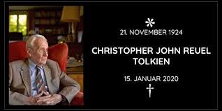 Christopher Tolkien – The Last Goodbye (EN)