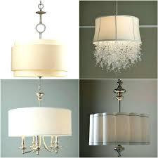 large drum shade chandelier decoration round shade chandelier large drum pendant the most with regard to