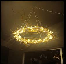 ikea lighting pendant. Ikea Hack That Is Brilliant. Curly Willow Added To Glansa Pendant Lamp. Another Idea Lighting