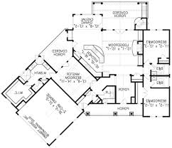 Modern 3 Bedroom House Plans Home Design Clever Simple Modern Contemporary Tropical Home With