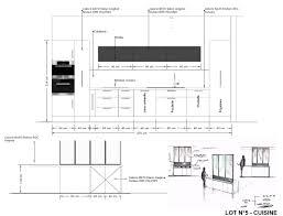 Plan Technique Cuisine Appartement Lyon 6 Abap