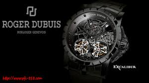 Knights Of Round Table Watch Swiss Roger Dubuis Replica Watches Saleeasy Diverexcalibur