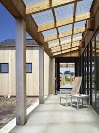 patio roof panels. patio - rustic concrete idea in san francisco roof panels