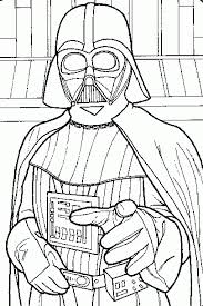 Star Wars Darth Vader Coloring Pages Go Digital With Us