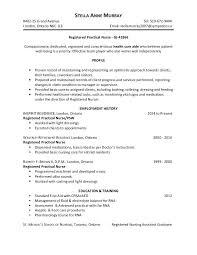 Resume Psw Psw Example Resume