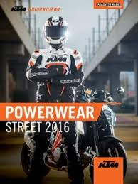 2018 ktm powerwear catalogue. interesting 2018 click to visit powerwear street 2016 with 2018 ktm powerwear catalogue
