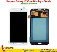 5 mp kamera belakang : Samsung Galaxy J7 Core Lcd Panel Price In Pakistan