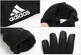 Adidas Field Player Gloves Size Chart Details About Adidas Field Player Cp Gloves Soccer Black Football Running Touch Glove Cw5640