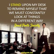 reflection dead poets society thecinematicexperiance dead poets society 1