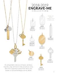 Premier Designs Com 2018 2019 Engrave Me Catalog In 2019 Premier Jewelry