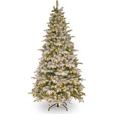 National Tree Company 75 Ft Kingswood Fir Pencil Artificial Kingswood Fir Pencil Christmas Tree