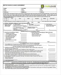 Purchase Agreement Samples Vehicle Purchase Agreement With Monthly Payments 7 Vehicle Purchase