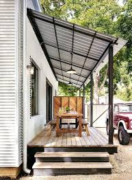 porch roof ideas porch roof designs with aluminum outdoor pub and bistro farmhouse picnic table contemporary porch roof