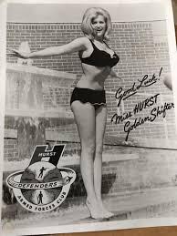 Linda Vaughn Miss Hurst Publicity Photo 60s. Buy Now 10.00 | #1874281345