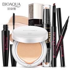 5 pcs lot makeup brush set professional blush foundation eye shadow blending eyebrow brushes for cosmetic kit