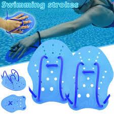: Dowage Swimming Gloves (<b>1 Pair</b>) for <b>Men</b>, <b>Women</b>, Soft Silicone ...