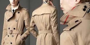 men brown trench coat long trench coat men