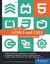 HTML5 und CSS3: Das umfassende Handbuch. Inkl. JavaScript, Bootstrap ...