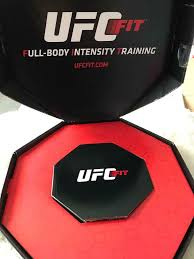 ufc fit ultimate fighting chion workout dvd plan