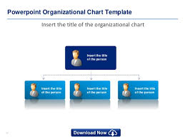 10 Powerpoint Organizational Chart Templates