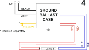 allanson fluorescent ballast wiring diagram diagram 4 back to previous page