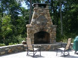 concrete outdoor fireplace trend outdoor stone fireplace ideas trend this modern outdoor fireplace design uses concrete