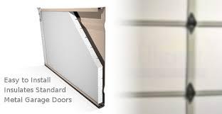 garage door insulation ideasEnergy Efficient Products Radiant Barrier Spray Foam Insulation