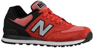 new balance shoes red and black. new balance 574 men\u0027s shoes/trainers red/black shoes red and black