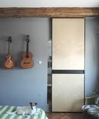 interior sliding door hello yellow house wooden christmas tree hidden in wall extraordinary hardware diy barn diy sliding door t95 diy