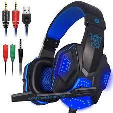 Tai nghe gaming có mic có đèn led chính hãng PLEXTONE PC780 dành cho game  thủ