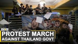 Thailand: Anti-government protesters hold 'Mob fest' | Thailand top news