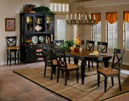 country style dining rooms. Black Dining Room Set French Country Furniture Painted Sets Style Table Farm Provincial Rooms