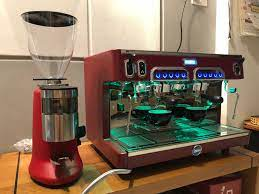 Máy pha cà phê CARIMALI 2 Group CENTO RED - Carimali VIETNAM