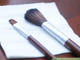 image led wash makeup brushes step 8