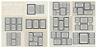 delighful wall dorable wall picture frame collage ideas ilration for photo