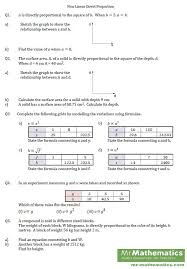 Graphing Proportions Worksheet Worksheets for all | Download and ...