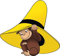 Image result for clipart monkey in hat