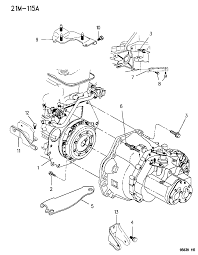 1996 dodge avenger transaxle mounting diagram 00000fy9