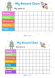Printable Reward Charts For Teachers Pin By Thea On Reward Chart Ideas Reward Chart Kids