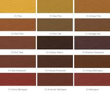 Wood Paint Dulux Wood Paint Colour Chart