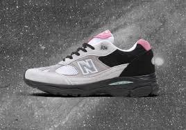New Balance 990 Light Pink New Balance 991 9 Grey Black Pink M9919fr Sneakernews Com