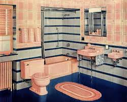 1940 Bathroom Design Interesting Decorating