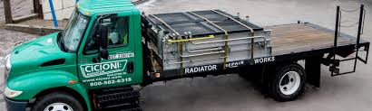 fracking radiator repair service maintenance shut downs oues in pa ny
