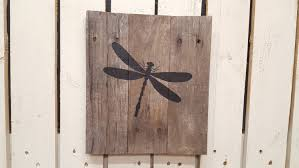 Dragonflies Wall Decor Dragonfly Wall Decor Etsy
