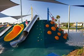 Modern Playground Design Commercial Playground Design Blue Park Bells Reach