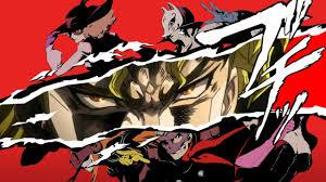 Persona 5 Za Warudo Jojo Reference