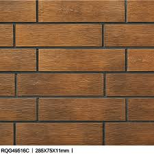 artificial high simulation cloud wood rock porcelain bricks wall tiles for  background of hotel & villa